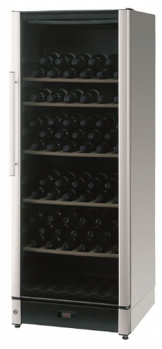 Vestfrost FZ295W-Silver Dual-Zone Wine Cooler, 338 Litres